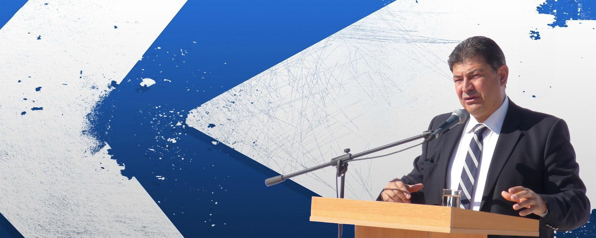 Σάββας Μιχαηλίδης Υποψήφιος Δήμαρχος Νέστου